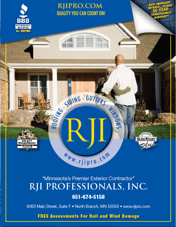 Image of RJI Professionals Brochure