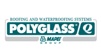 Image of Polyglass roofing and waterproofing systems logo
