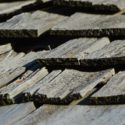 Image of missing a roof with missing shingles