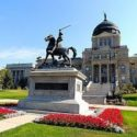 Helena Montana State Capitol Building